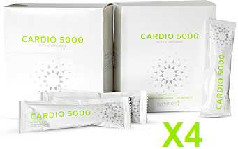 Cardio-5000 pixie packets 4 box pack