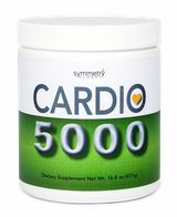 Cardio 5000 heart cardiovascular formula by Symmetry herbal natural healrh TS611