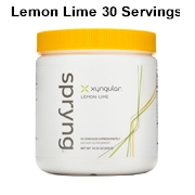 xyngular Spryng Lemon-Lime product image picture